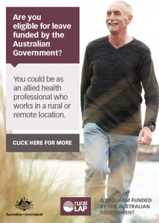 Rural Locum Assistance Program