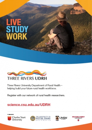 Three Rivers University Department of Rural Health